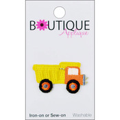 Dump Truck - Iron-On Appliques