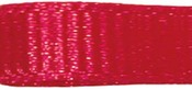 "Cranberry - Grosgrain Ribbon 3/8""X18'"