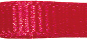"Cranberry - Grosgrain Ribbon 5/8""X18'"