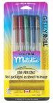 Gold - Gelly Roll Metallic Medium Point Pen
