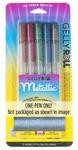 Silver - Gelly Roll Metallic Medium Point Pen
