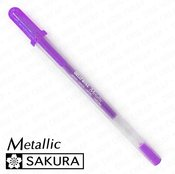 Purple - Gelly Roll Metallic Medium Point Pen