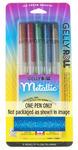 Blue - Gelly Roll Metallic Medium Point Pen