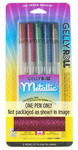 Burgundy - Gelly Roll Metallic Medium Point Pen