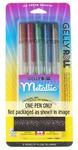 Black - Gelly Roll Metallic Medium Point Pen