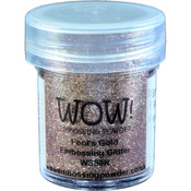 Fool's Gold - WOW! Embossing Powder 15ml