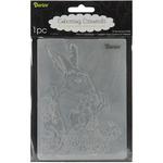 "Easter Bunny - Embossing Folder 4.25""X5.75"""