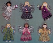 Christmas Angels - Quilling Kit