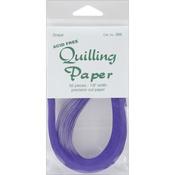 "Grape - Quilling Paper .125"" 50/Pkg"