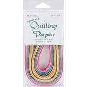 """25 Color Assortment - Quilling Paper .125"""" 100/Pkg"""