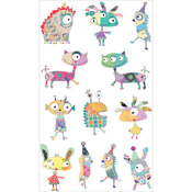 Marvelous Monsters Stickers - Mrs. Grossman's