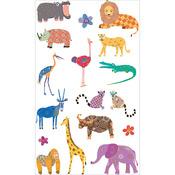 Safari Animals Stickers - Mrs. Grossman's