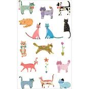 Curious Cats Stickers - Mrs. Grossman's