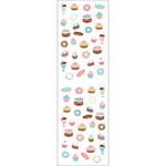 Desserts Stickers - Mrs. Grossman's