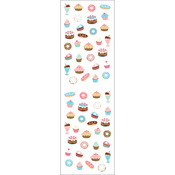 Desserts Stickers - Mrs. Grossman's