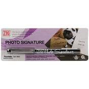 Black - Zig Photo Signature Marker