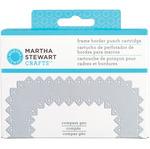 Compass Geo - Martha Stewart Frame Border Punch Cartridge