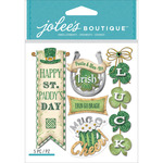 Irish Words & Phrases - Jolee's Boutique Dimensional Stickers