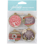 Ornaments - Jolee's Boutique Dimensional Stickers