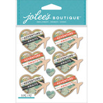 Airplanes - Jolee's Boutique Dimensional Stickers