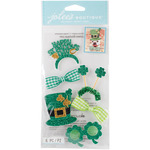 St. Patrick's Day Dress Up - Jolee's Boutique Dimensional Stickers