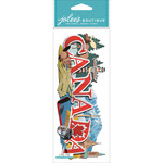 Canada - Jolee's Boutique Title Wave Dimensional Stickers
