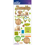 Family - Sticko Stickers