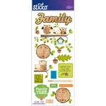 Family - Sticko Stickers