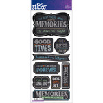Memories - Sticko Stickers