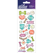 Dog - Sticko Stickers