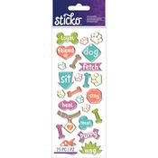 Dog - Sticko Stickers