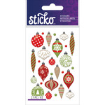 Christmas Ornaments Stickers - Sticko Stickers