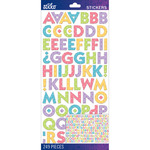Bright Dots Kable Medium - Sticko Alphabet Stickers