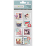 Vintage Romance - Snap Shots Sticker
