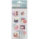 Vintage Romance - Snap Shots Sticker