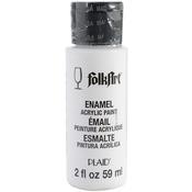 Wicker White - FolkArt Enamel Paint 2oz