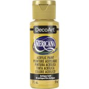 Antique Gold - Opaque - Americana Acrylic Paint 2oz