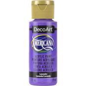 Lavender - Opaque - Americana Acrylic Paint 2oz