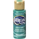 Bluegrass Green-Opaque - Americana Acrylic Paint 2oz