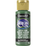 Forest Green - Opaque - Americana Acrylic Paint 2oz