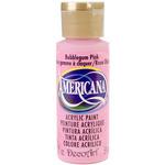 Bubblegum Pink - Opaque - Americana Acrylic Paint 2oz
