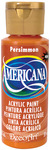 Persimmon - Opaque - Americana Acrylic Paint 2oz