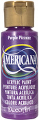 Purple Pizzazz - Opaque - Americana Acrylic Paint 2oz