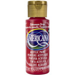 Cinnamon Drop - Opaque - Americana Acrylic Paint 2oz