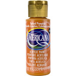 Spiced Pumpkin - Opaque - Americana Acrylic Paint 2oz