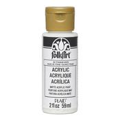 Titanium White Artist Pigment - FolkArt Acrylic Paint 2oz