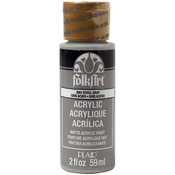 Steel Gray - FolkArt Acrylic Paint 2oz