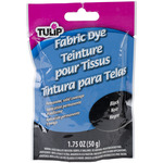 Hot Black - Tulip Permanent Fabric Dye 1.76oz