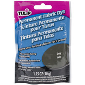 Hot Gray - Tulip Permanent Fabric Dye 1.76oz