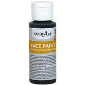 Black - Handy Art Face Paint 2oz